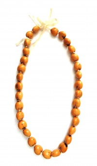 Kukui Nut: Tiger Lei - Rich  - Product Image
