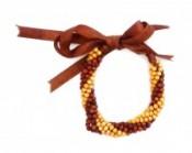 Koa: Pure Koa & Pine Anklet/Bracelet - Product Image