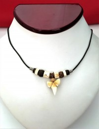Mako Shark's Tooth Necklace - Product Image