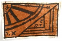 Mat: Tongan Rectangular Design # 34 - Product Image