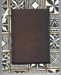 Picture Frame: Fiji Design - Product Image