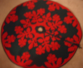 Christmas Tree Skirt - Product Image