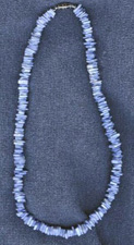 Necklace: Colored Puka Shell - Product Image