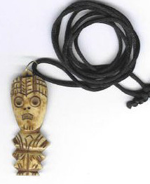 Tiki Necklace - Product Image