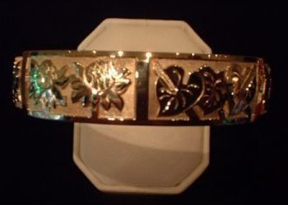 BANGLE BRACELET: Four Seasons - Product Image