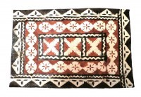Mat: Fijian Rectangular Design # 2 - Product Image