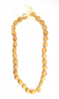 Kukui Nut: Blond Lei - Rich - Product Image