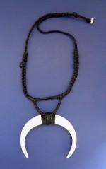 Boar's Tooth Necklaces