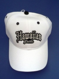 Hawaiian Pride Solid Print Hat - Product Image