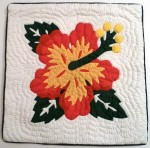 Hawaiian Quilt Art