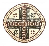 Mat: Fijian Round Design # 7  - Product Image