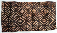 Mat: Hawaiian Rectangular Design # 1 - Product Image