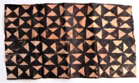 Mat: Hawaiian Rectangular Design # 2 - Product Image