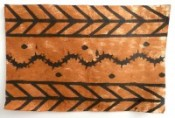 Mat: Tongan Rectangular Design # 28 - Product Image