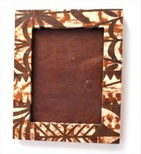 Picture Frame: Tongan Design - Product Image