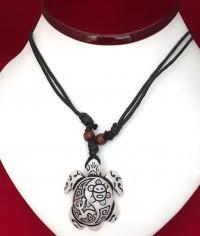 Sea Turtle Necklace - Petroglyphs  - Product Image
