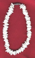 Square Puka Shell Jewelry
