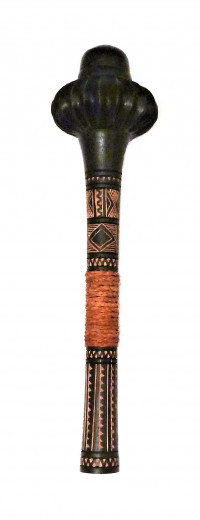 Throwing Club with Magi Magi - Fijian Authentic - Model 7 - Product Image