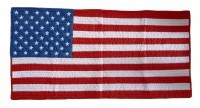Wallhanging: American Flag - Product Image